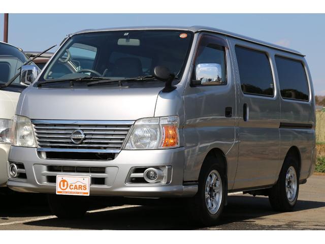 日産 ロングDX 軽油ターボ NOx適合 5ドア低床 HDDナビ