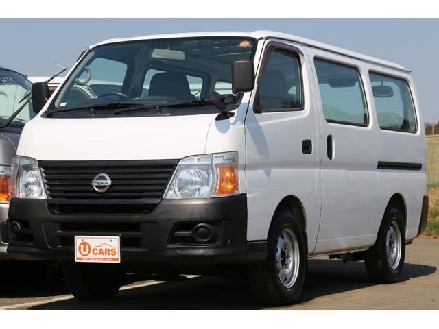 日産 ロングDX 軽油ターボ 切替式4WD NOx適合 5ドア
