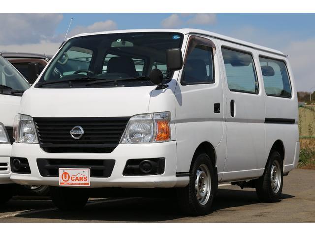 日産 ロングDX 軽油ターボ NOx適合 5ドア平床 キーレス