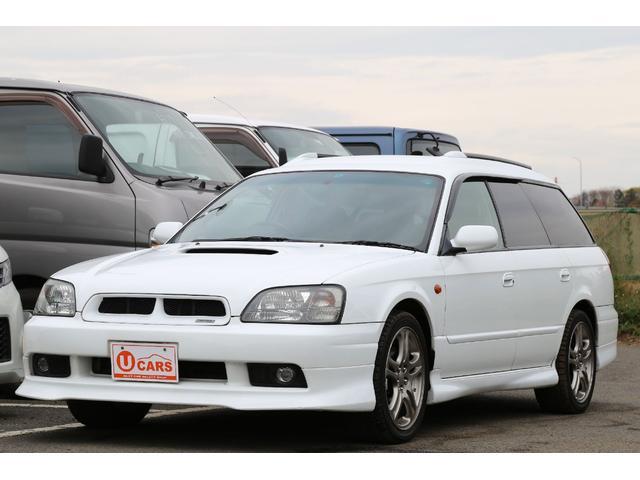 スバル ユーザー下取り車 GT-B E-tune 社外マフラー