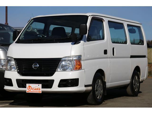 日産 ロングDX 切替式4WD 軽油ターボ NOx適合 4ドア低床