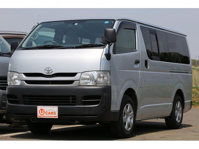 トヨタ ロングDX 軽油ターボ NOx適合 5ドア低床 ナビ ETC
