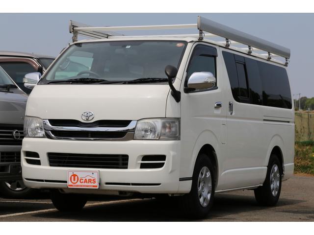 トヨタ ロングDX GLパッケージ 軽油ターボNOx適合 HDDナビ