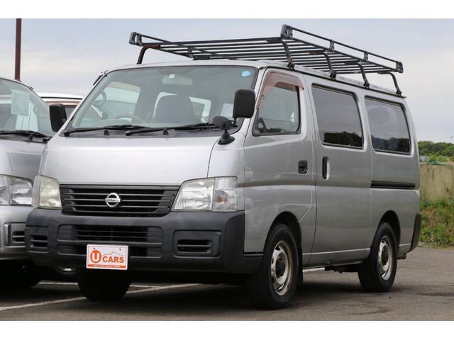 日産 ロングDX軽油ターボ切替式4WD リアヒーター ワンオナー