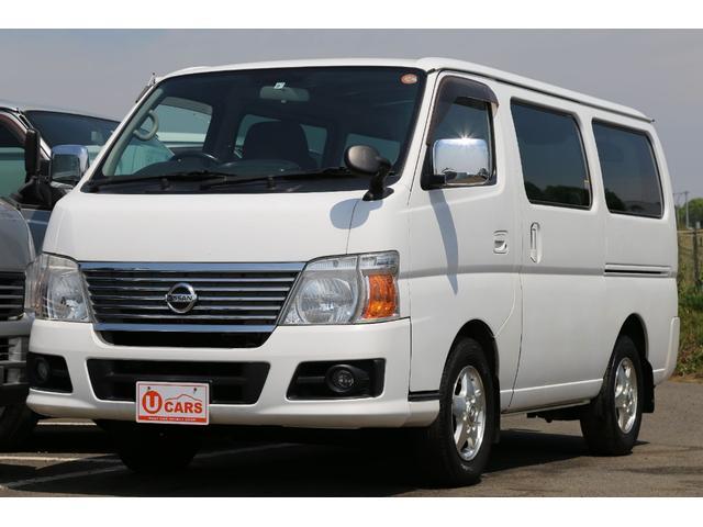 日産 ロングDXターボV-LTD II 切替式4WD 軽油ターボ