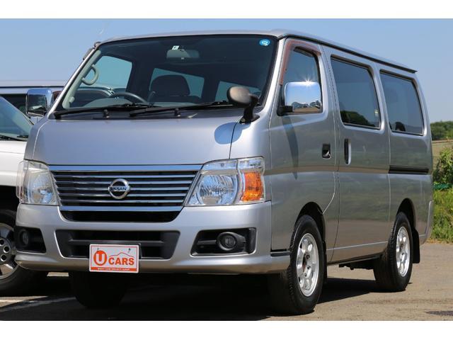 日産 ロングGX 軽油ターボ NOx適合 5ドア低床 Wエアコン