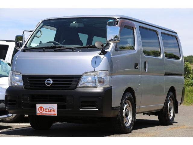 日産 ロングDX 軽油ターボ NOx適合 5ドア低床 純正キーレス