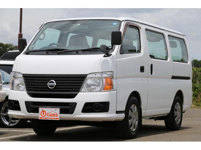 日産 ロングDX 軽油ターボ 4WD 5ドア ナビ キーレス