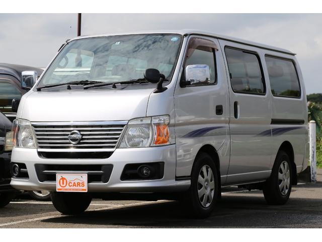 日産 ロングGX 軽油ターボ NOx適合 5ドア HDDナビ