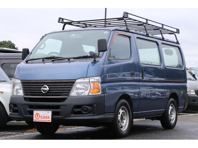 日産 ロングDX軽油ターボ 両側スライド 低床 NOx適合 ETC