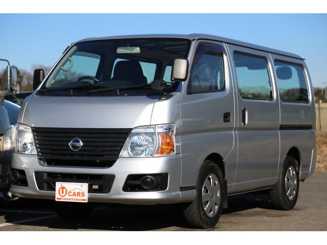 日産 ロングDX 5AT ガソリンNox適合 5ドア低床 キーレス