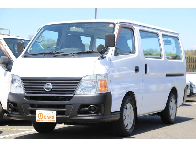 日産 ロングDX 軽油ターボ Nox適合 5ドア 低床 ETC