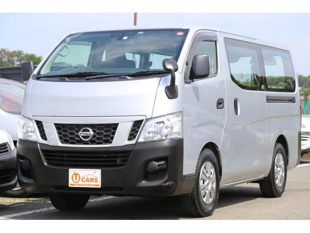 ロングDX ガソリン 5ドア 低床 日産純正ナビ ETC(1枚目)
