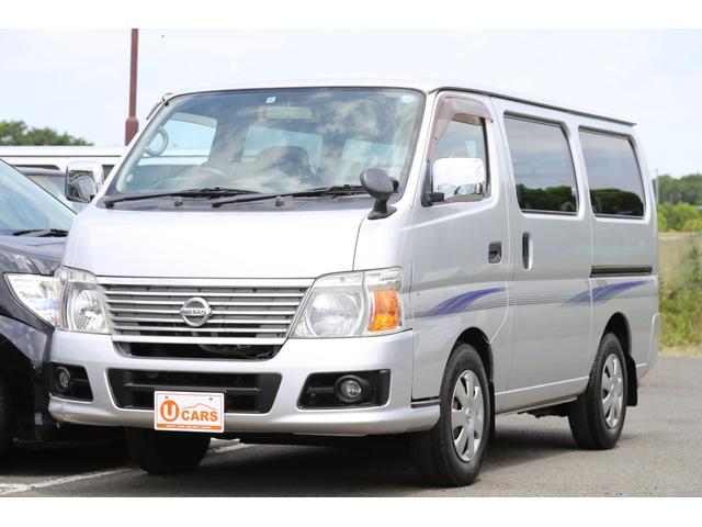 日産 ロングGX 軽油ターボ Nox適合 5ドア Wエアコン