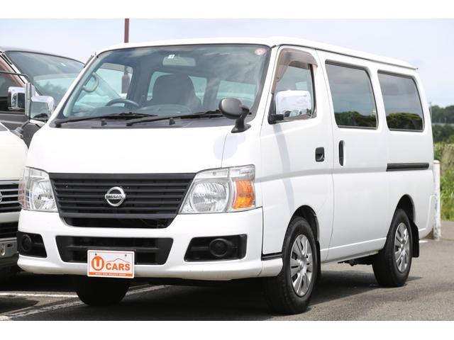 日産 ロングDX 軽油ターボ Nox適合 5ドア ETC