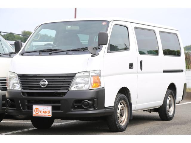日産 ロングDX 軽油ターボ 5ドア Nox適合 ETC キーレス