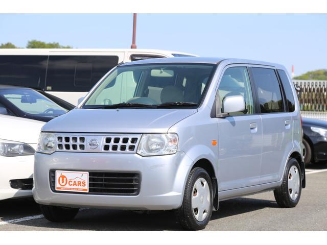 日産 オッティ S 社外オーディオBluetooth対応/CD/Wエアバック/ベンチシート/電動格納ミラー