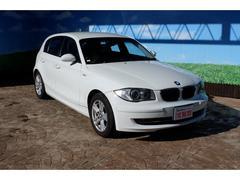 BMW120i 禁煙車 スマートキー パワーシート 純正ホワイト