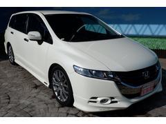 オデッセイアブソルート レカロ エナペタル車高調 無限マフラ 1オーナ