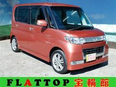 タントカスタムVターボSL/電動ドア/1オーナー/ナビTV/禁煙車