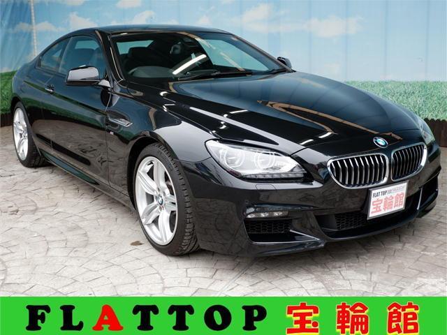 BMW 640iクーペ/1オーナー車/走行13630km/禁煙車