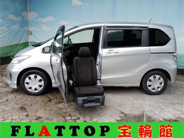 ホンダ G 26年式後期型/助手席リフトアップシート車/電動ドア/純正ナビ/DVDビデオ/フルセグTV/Bluetooth/ バックカメラ/禁煙車