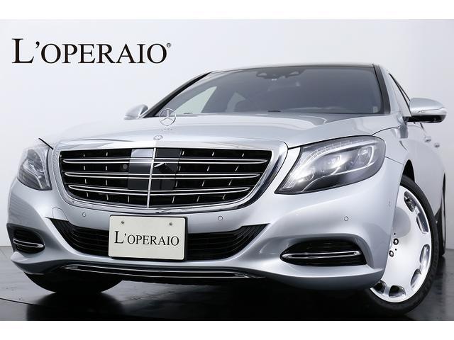 メルセデスマイバッハ S600 5人乗り 左H Mボディコントロール 新車保証付