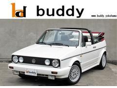 VW ゴルフカブリオレ本革シート幌張替えBBSアルミETC左ハンディーラー車