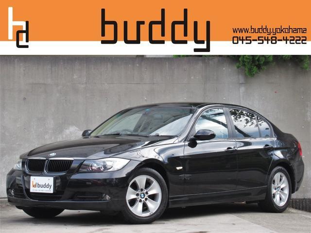 BMW 3シリーズ 320i 6速MT 純正AW パワーシート HID ETC 社外マフラー