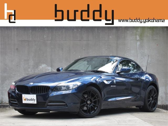 BMW Z4 sDrive23i iDriveHDDナビ/ミラーETC/地デジ/ミュージックサーバー/パドルシフト/OZ18インチAW/キーレス/スペアキー/正規ディーラー車