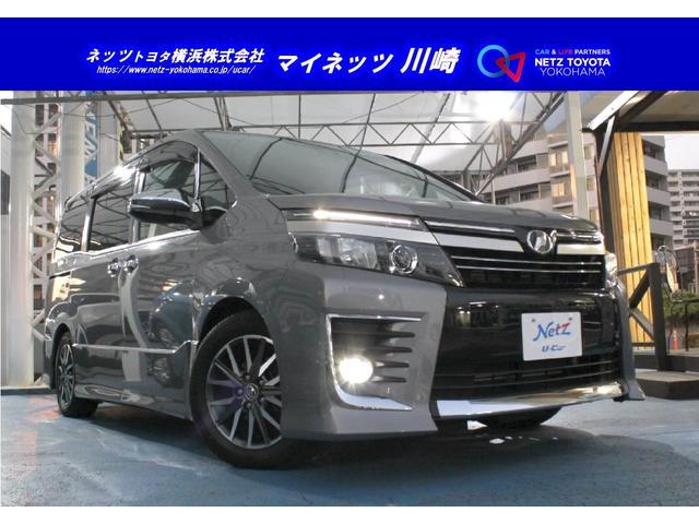 トヨタ ZS 煌II自動ブレーキ禁煙両パワスラナビBカメラLED