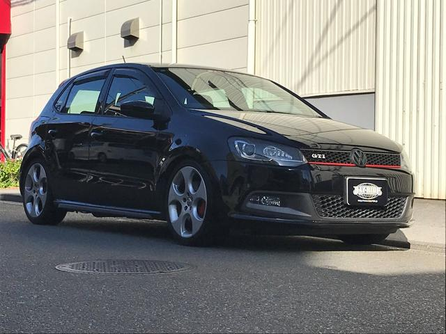 フォルクスワーゲン GTI車高調整サスKITパナソニックナビTVキセノンHライト