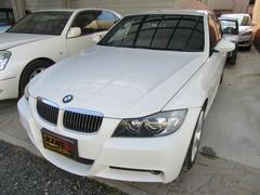BMW325i レザーシート