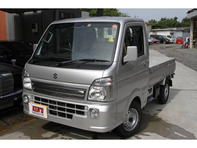 スズキ KX 3AT 届出済未使用車 マット付