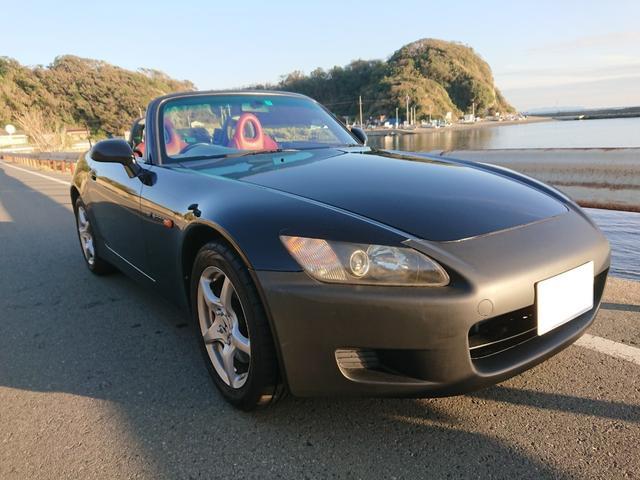 「ホンダ」「S2000」「オープンカー」「神奈川県」の中古車