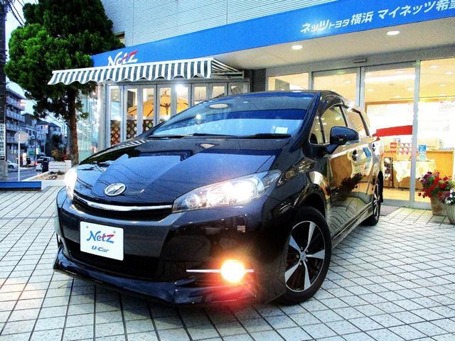 トヨタ 1.8S 純正SDナビTV・ETC・Bカメラ・ワンオーナー