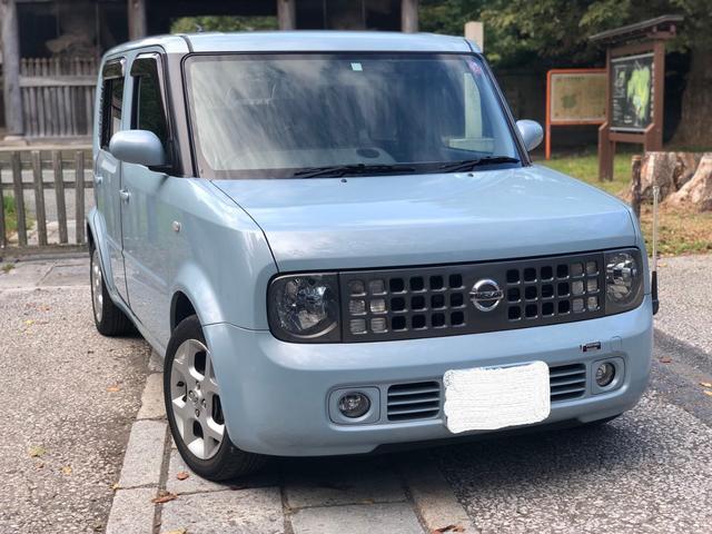 「日産」「キューブ」「ミニバン・ワンボックス」「神奈川県」の中古車