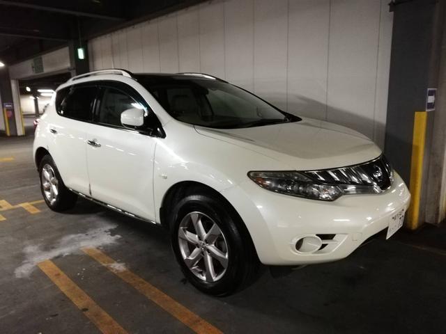 「日産」「ムラーノ」「SUV・クロカン」「神奈川県」の中古車