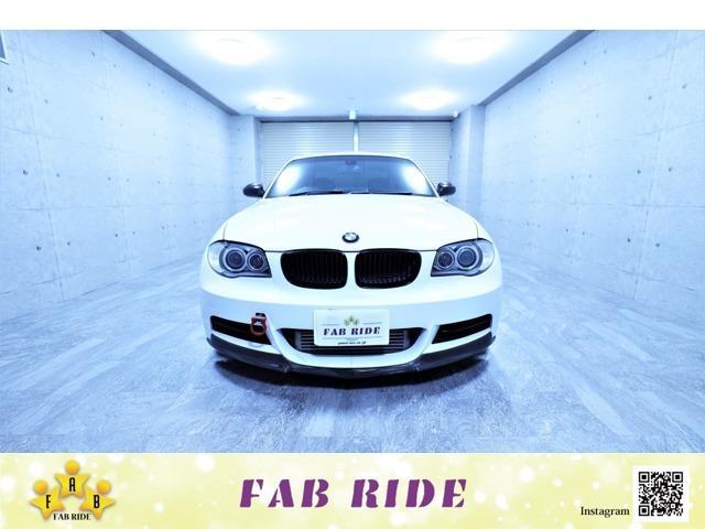 BMW 1シリーズ 135iクーペMスポ 車高調 マフラー カーボンスポイラー