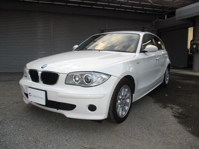 BMW 116i スーリーキャリア HDDナビ 地デジ ETC キーレス
