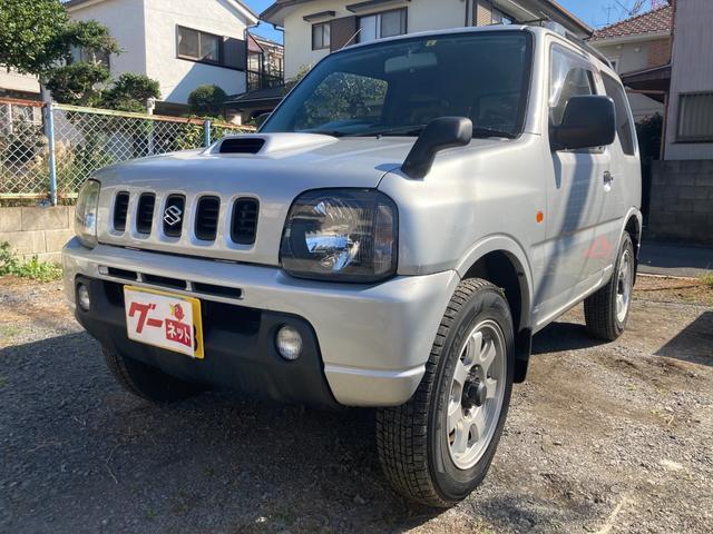 スズキ ジムニー XC 4WD ルーフレール ナビワンセグTV