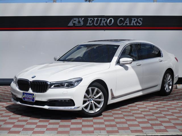 「BMW」「7シリーズ」「セダン」「神奈川県」「(株)リバーサイド RS EURO CARS」の中古車