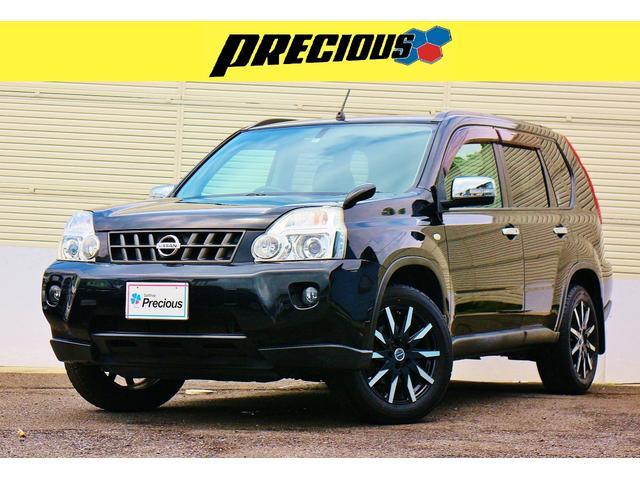 日産 20Xtt 4WD 社外17AW 1オーナー スマートキー