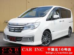 CAR INC.千葉北16号店  セレナ ライダー パフォーマンス スペック S−ハイブリッド