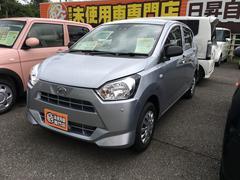 ミライースL SAIII 届出済未使用車 スマアシ3 ワンセグナビ付