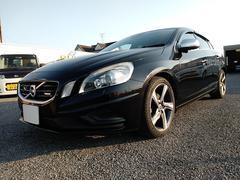 S60T4 Rデザイン 黒革シート シートヒーター 純正HDDナビ フルセグTV スマートキー ETC HIDヘッドライト セーフティーパッケージ アダプティブクルーズコントロール