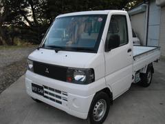 ミニキャブトラックVタイプ 4WD 5速 エアコン