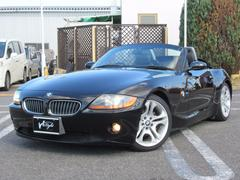 BMW Z4ロードスター2.5iレザーPKG 18AW 手動オープン