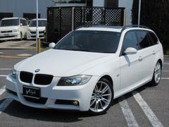 BMW320iツーリング Mスポーツ HDDナビ 地デジ 禁煙