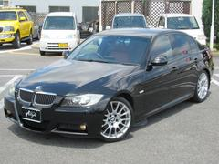 BMW323i MスポーツLTD−EDエモーション 赤レザー 禁煙